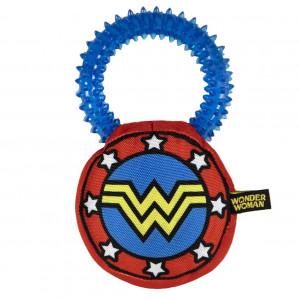 Wonder Woman - okrouhlá hračka pro pejska