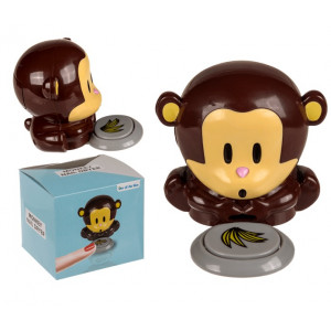 Sušička laku na nechty - opička