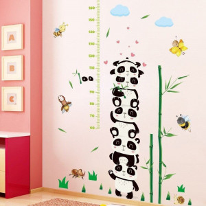 Nalepovací metr - Panda