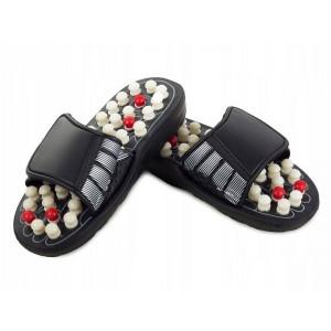 Akupresurní masážní pantofle - M/L