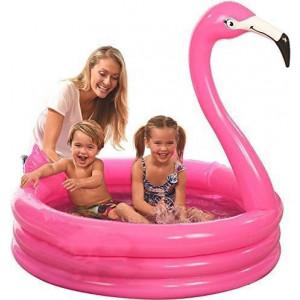 Dětský nafukovací bazén - Plameňák