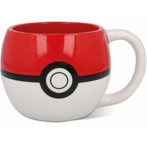 Pokémon - 3D hrnek Pokéball