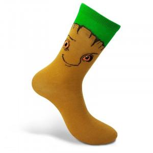 Strážci Galaxie - ponožky Groot