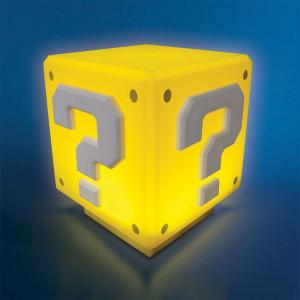 Super Mario - Dotyková lampa