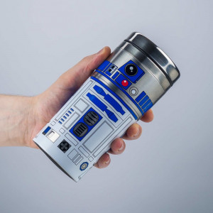 Star Wars - R2-D2 termo hrnek