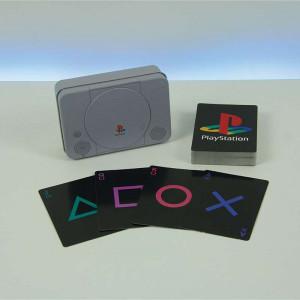 Sony Playstation - hrací karty