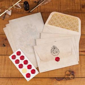 Harry Potter - Sada na psaní dopisů