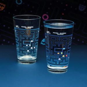 Pac Man - teplocitlivý pohár
