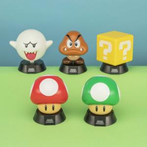 ICONS Super Mario