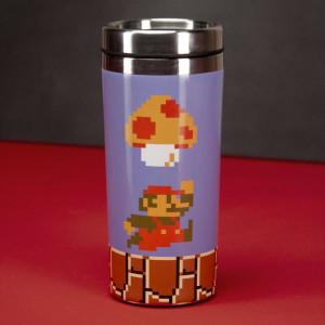 Super Mario Bros - termo hrnek