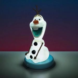 Ledové království - Olaf lampa