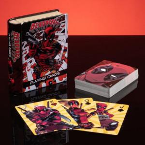 Deadpool - hrací karty