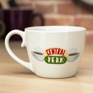Přátelé hrnek na cappuccino