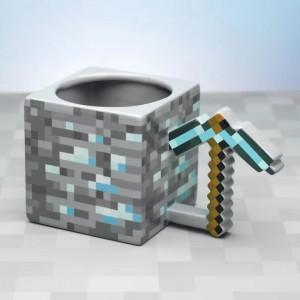 Minecraft - hrnek krumpáč