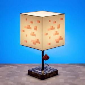 Minecraft - Lampa Redstone Ore