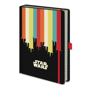 Star Wars - premium poznámkový blok