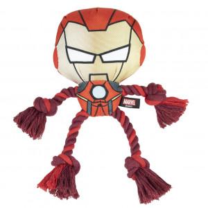 Marvel - preťahovadlo pre psíka Iron Man