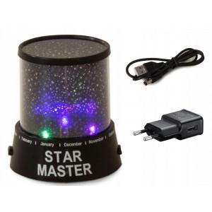 Vesmírný projektor v2 AC