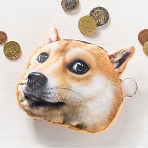 Peněženka - pejsek Doge
