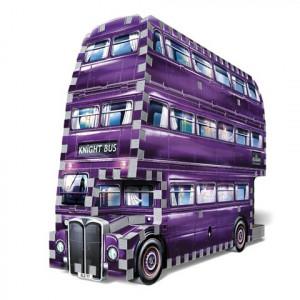 Harry Potter - 3D puzzle Rytířský autobus