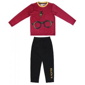 Harry Potter- dětské pyžamo Brýle a blesk