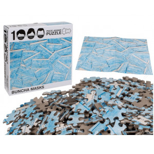 Puzzle - roušky 1000