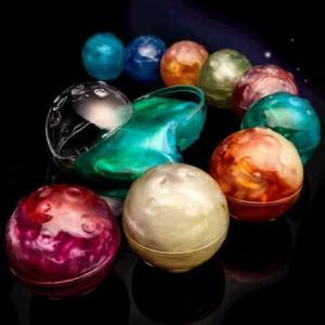 Slizy sluneční soustavy - 9 ks balení