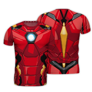 Marvel Avengers - tričko Iron Man
