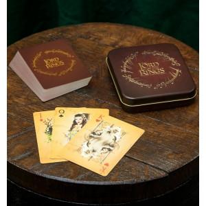 Pán Prstenů - hrací karty