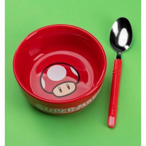 Super Mario - snídaňová sada