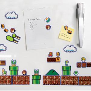 Super Mario Bros - magnetky