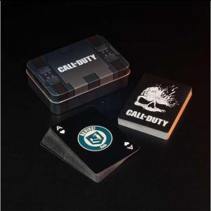 Call of Duty - hrací karty