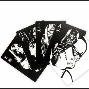 Star Wars hrací karty