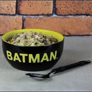Batman snídaňová sada