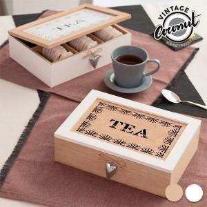 Vintage nádoba na čaje