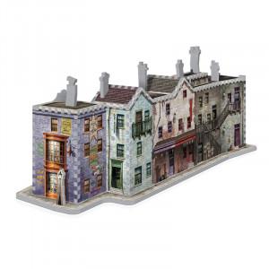 Harry Potter - 3D puzzle Příčná ulice