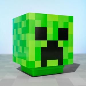 Minecraft - světlo Creeper