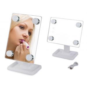 Kosmetické LED zrcadlo v2
